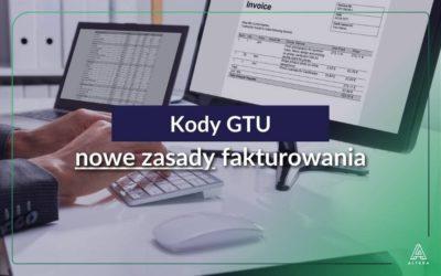 Czym są kody GTU? – Nowe zasady fakturowania sprzedaży