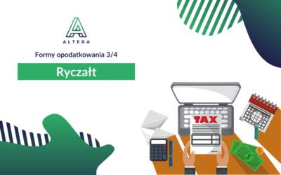 Ryczałt [Formy opodatkowania 3/4]
