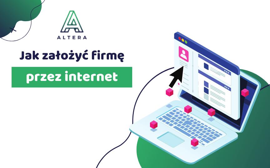 Jak założyć firmę przez internet [Altera]