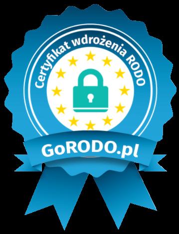 GoRODO certyfikat Altera