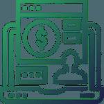 Ikona usługi kadrowo-księgowo-podatkowe